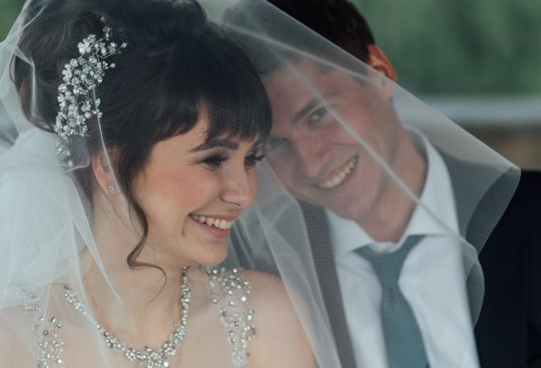 Свадьба: Молодожены
